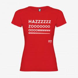 Camiseta Haz Zoom Mujer