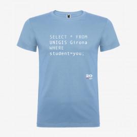 Camiseta SQL Hombre