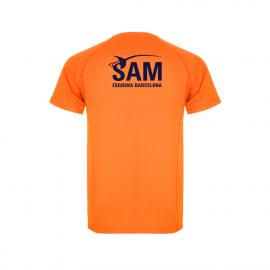 Samarreta Tècnica Junior SAM Barcelona