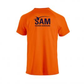 Samarreta Tècnica Unisex SAM Barcelona