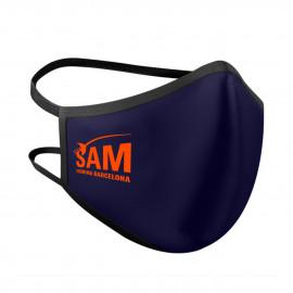 Mascareta Junior del SAM