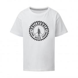 Camiseta Junior blanca CSRC