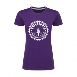 Camiseta Mujer Lila CSRC