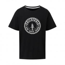 Camiseta Junior Negra CSRC