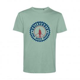 Camiseta Orgánica Unisex Sage CSRC
