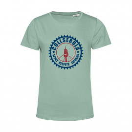 Camiseta Orgánica Mujer Sage CSRC