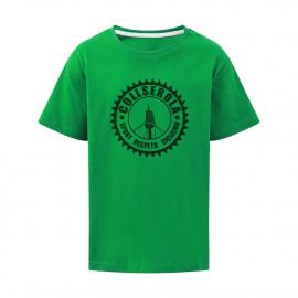 Camiseta Junior Verde CSRC